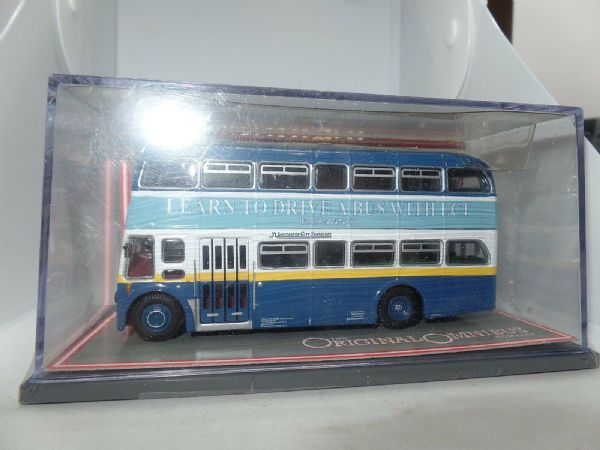 Corgi OOC 41907 Leyland PD3 Queen Mary Bus  Lancaster City Heysham MIMB